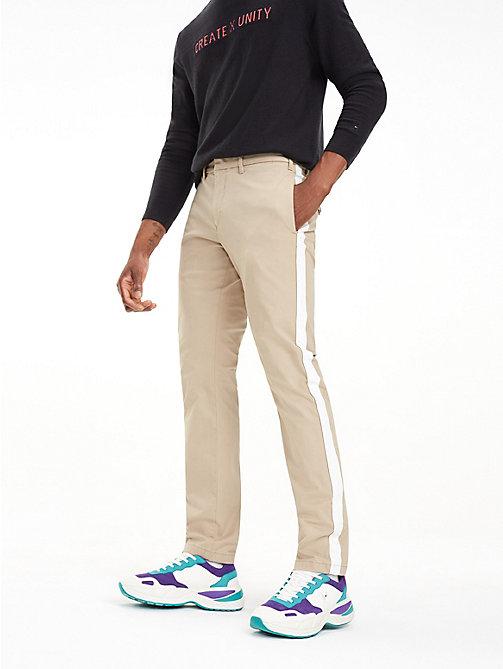 Pantalones Chinos De Hombre  b8e83a34d85