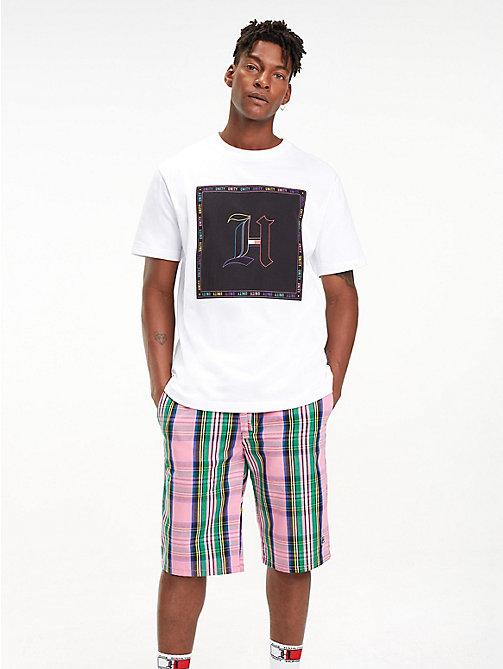 acc7d4cba151 TOMMY HILFIGERLewis Hamilton Bandana Appliqué T-Shirt