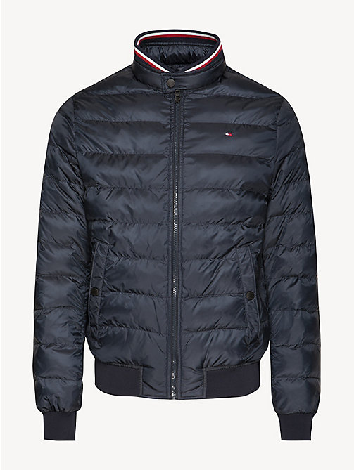 TOMMY HILFIGER Lightweight Bomber Jacket - SKY CAPTAIN - TOMMY HILFIGER NEW IN - detail image 1