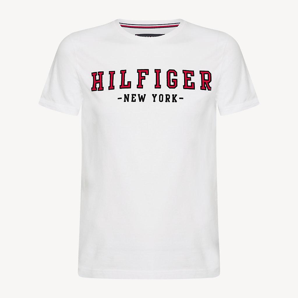 Tommy Hilfiger - Pure Cotton Logo T-Shirt - 5