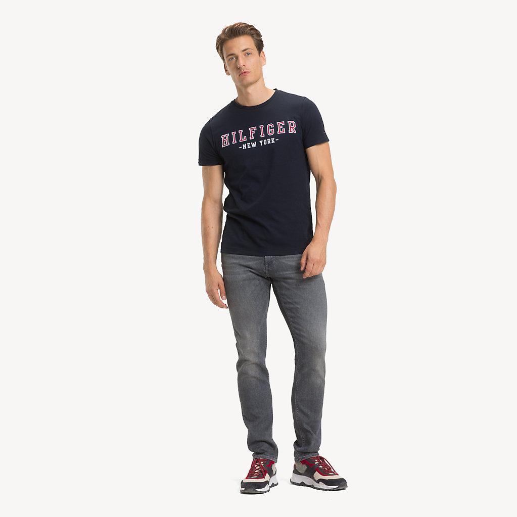 Tommy Hilfiger - Camiseta de puro algodón con logo - 3