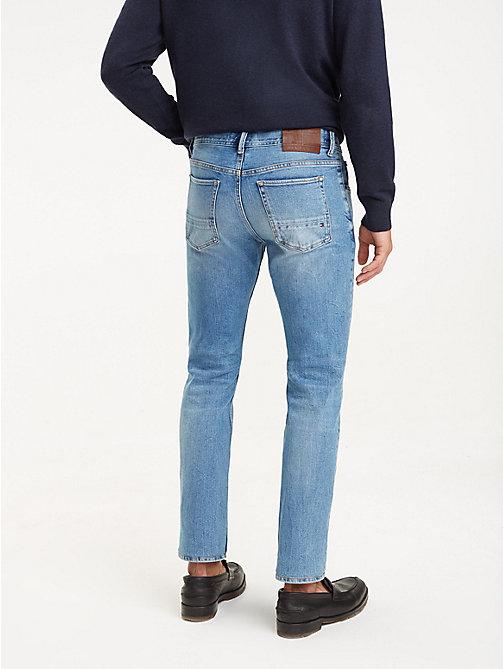 74beec4795e0 ... TOMMY HILFIGER Bleecker Slim Fit Faded Jeans - CHEVIOT BLUE - TOMMY  HILFIGER Slim-Fit