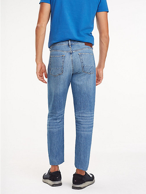 95b4a78e61c2 TOMMY HILFIGERDenton Straight Fit Faded Jeans. £110.00