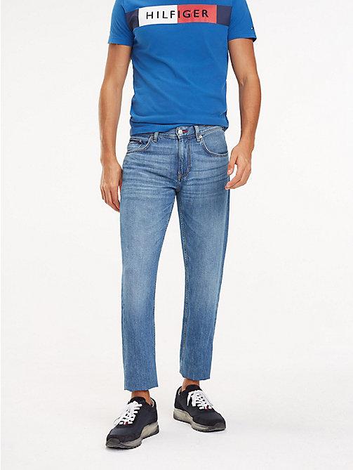 NEU TOMMY HILFIGER Denton Straight Fit Jeans - BOWLING BLUE - TOMMY HILFIGER  NEW IN - main ... 8c973f1c6f