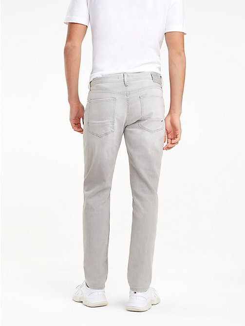 TOMMY HILFIGER STRAIGHT DENTON STR BARBER GREY - BARBER GREY - TOMMY HILFIGER Straight-Fit Jeans - detail image 1