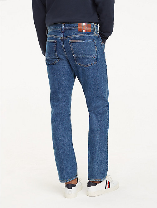 TOMMY HILFIGER Icon Mercer Straight Fit Jeans - 90S STONE - TOMMY HILFIGER NEW IN - main image 1