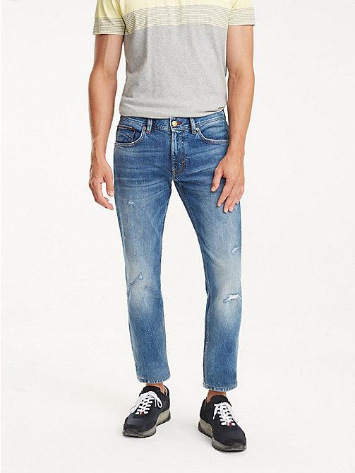 01fb7c5c28b TOMMY HILFIGERDenton Straight Fit Jeans
