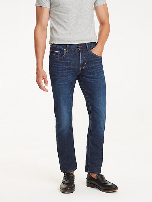 ad26d7b6 Men's Straight Leg Jeans | Tommy Hilfiger® UK