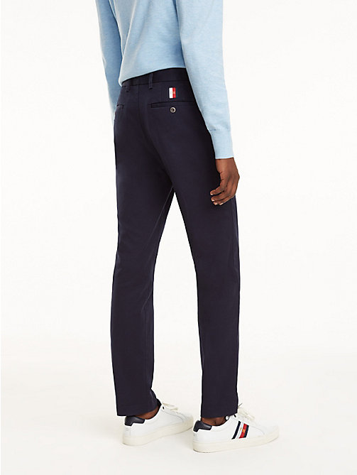 TOMMY HILFIGER Icon Ivy Chinos - NIGHT SKY - TOMMY HILFIGER NEW IN - main image 1