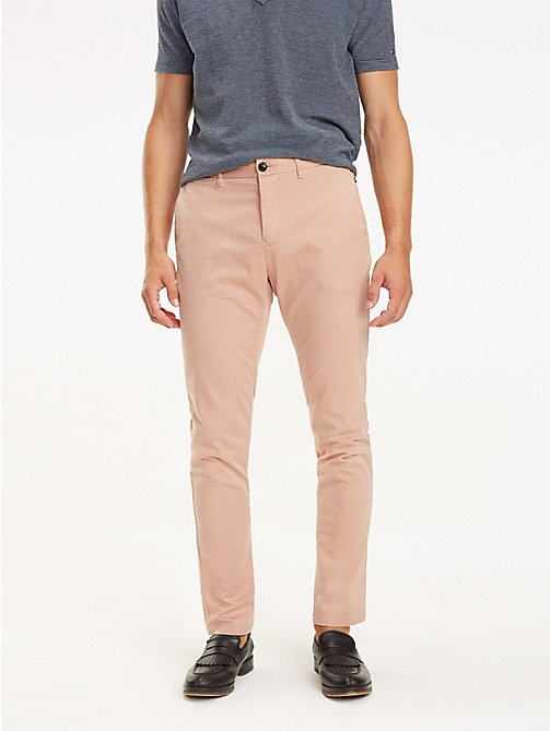 7130fe426 Men's Chinos | Slim Fit Chinos | Tommy Hilfiger® PT