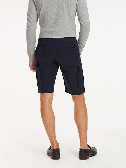 TOMMY HILFIGER Lightweight Cargo Shorts - SKY CAPTAIN - TOMMY HILFIGER Shorts - detail image 1