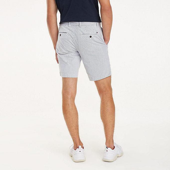 Brooklyn Ithaca Stripe Shorts