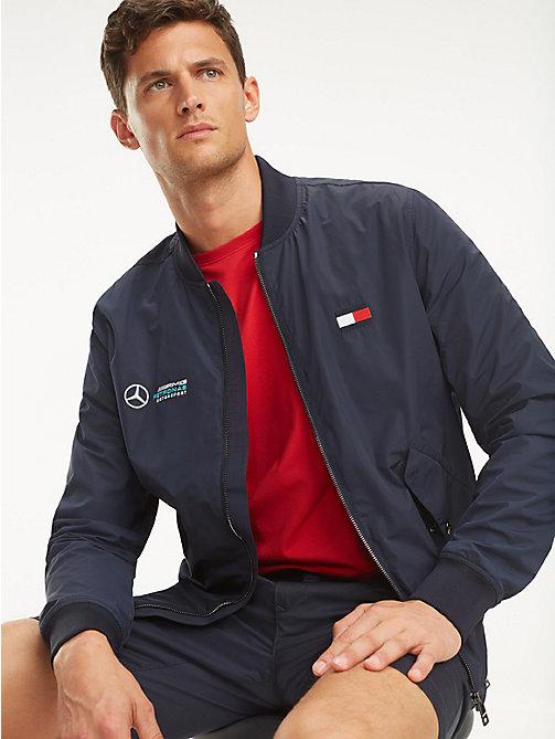 363245ce145 TOMMY HILFIGERMercedes Benz Logo Bomber Jacket. £190.00. NEW