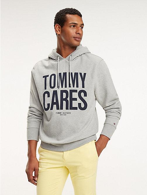 TOMMY HILFIGERSudadera de algodón Tommy Cares con capucha 43fc0b89360d3