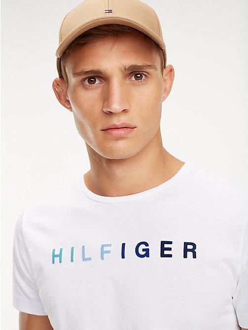 eaf3788e4e3f6 TOMMY HILFIGERMulticolour Logo Cotton T-Shirt. €49.90. NEW