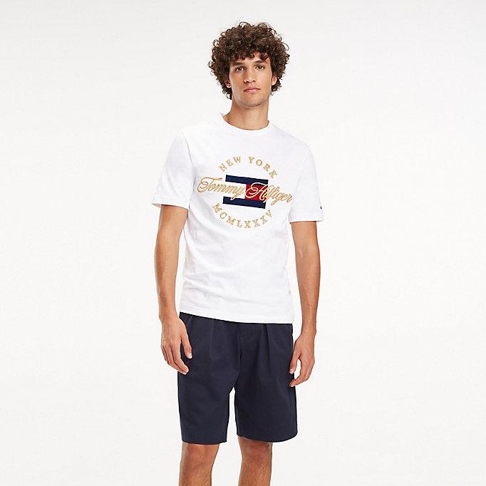 ac9df4311 New York Logo T-Shirt | Tommy Hilfiger