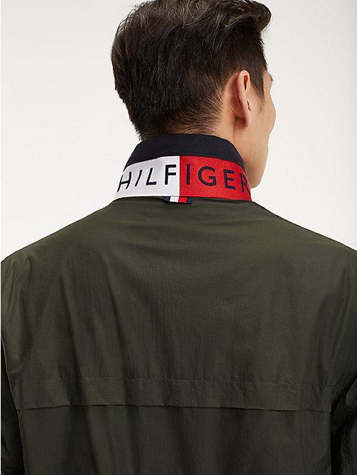 9462810b564 TOMMY HILFIGERSignature Placket Bomber Jacket. kr1