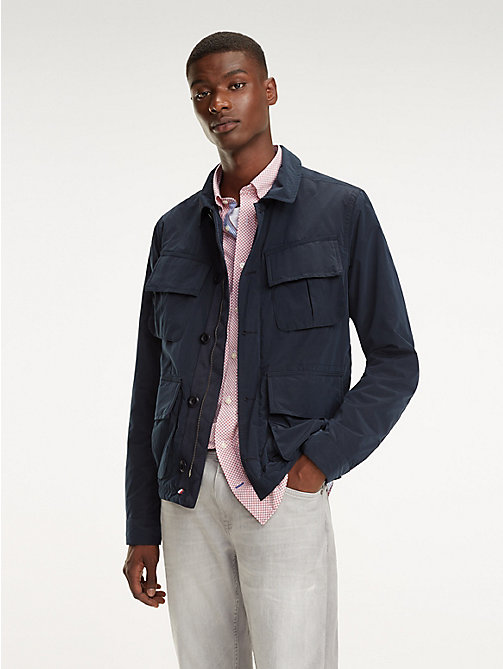 TOMMY HILFIGER Regular Fit Field Jacket - SKY CAPTAIN - TOMMY HILFIGER Jackets - main image