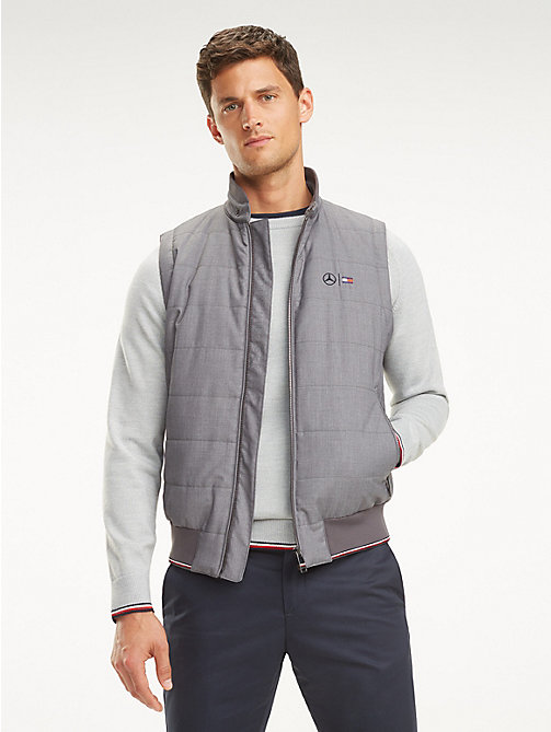 67a185a8328 TOMMY HILFIGERMercedes Benz Quilted Gilet