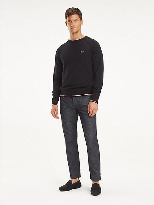 8dd65e1b53e TOMMY HILFIGERMercedes Benz Straight Fit Jeans
