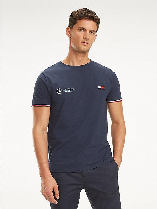 7ed69c81440602 TOMMY HILFIGERMercedes Benz Crew Neck T-Shirt. SEK700.00. NEW