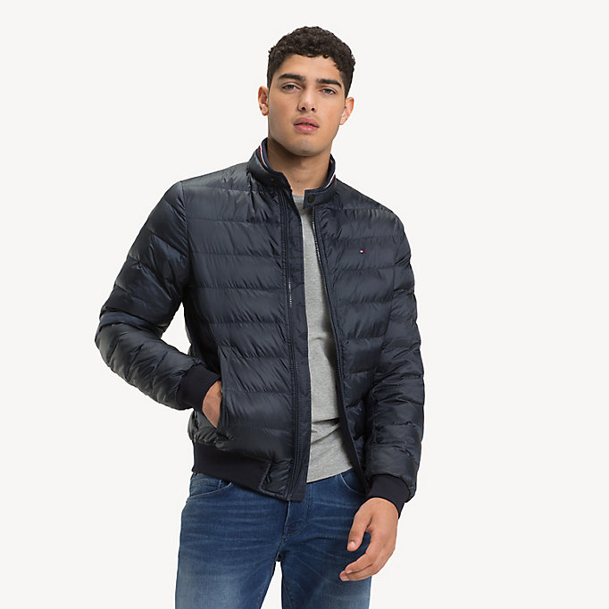 372aae16 Big & Tall Bomber Jacket | Tommy Hilfiger