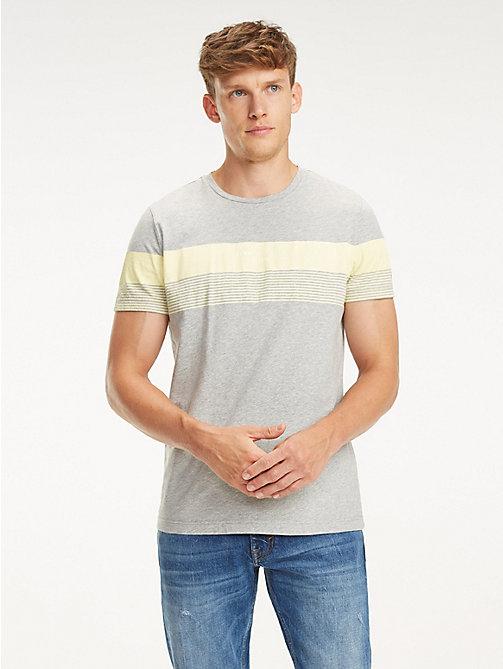 TOMMY HILFIGERStripe Cotton T-Shirt 64220964e5