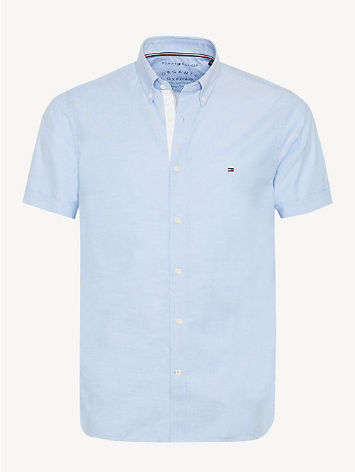 Men's Casual Shirts   Tommy Hilfiger® SI