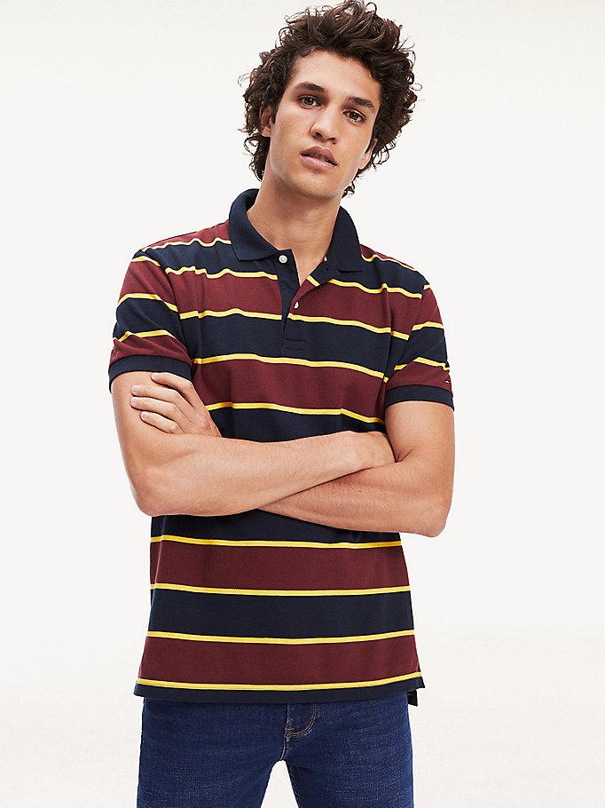 Baumwoll Poloshirt