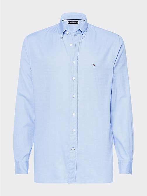 7d52a99a41 Camicie Casual Uomo | Tommy Hilfiger® IT