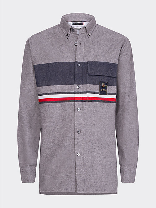 best service 00453 ee66f Camicie Casual Uomo | Tommy Hilfiger® IT