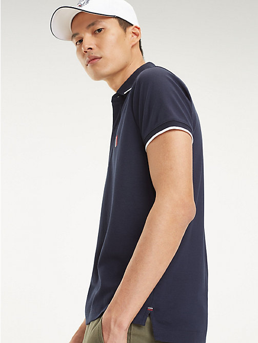 c10f07cc Men's Polo Shirts | Summer Polo Shirts | Tommy Hilfiger® LV