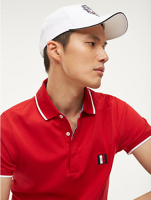 85844b27d Men's Polo Shirts | Summer Polo Shirts | Tommy Hilfiger® PT