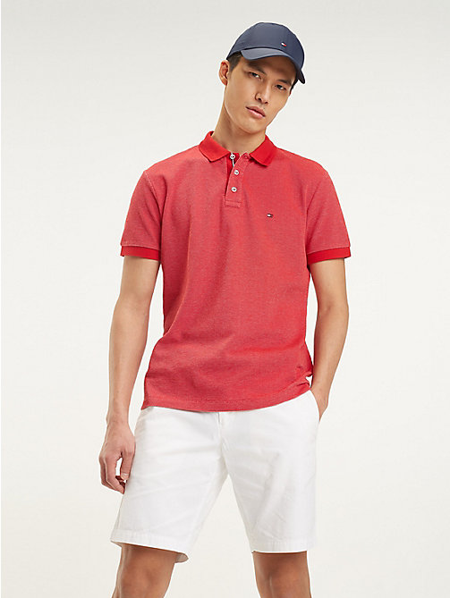 a31990a4 Men's Polo Shirts | Summer Polo Shirts | Tommy Hilfiger® PT