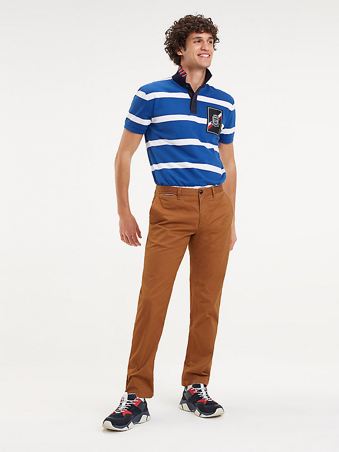 0a992ee599 Rugby Stripe Polo | Tommy Hilfiger