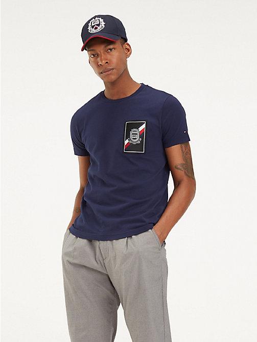 d26281f017bd Men's T-Shirts | Summer T-Shirts for Men | Tommy Hilfiger® UK