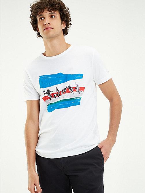 71ce0569f T-shirty męskie | Letnie koszulki męskie | Tommy Hilfiger® PL