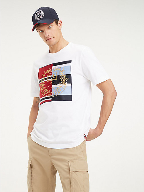 e5719aa39512 Men's T-Shirts | Summer T-Shirts for Men | Tommy Hilfiger® UK