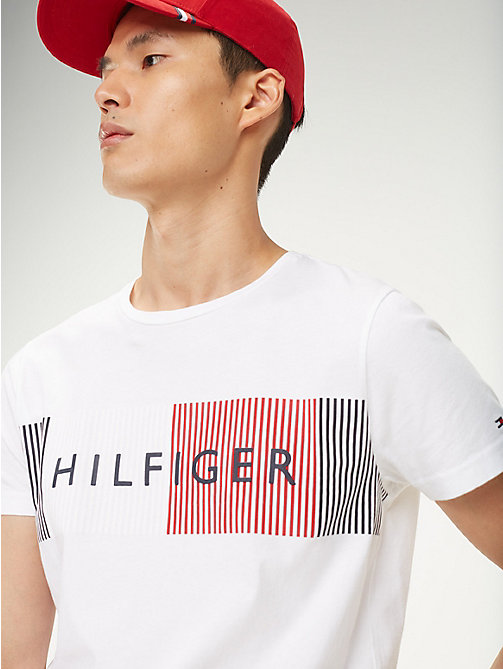 c9fbfab7c Men's T-Shirts | Summer T-Shirts for Men | Tommy Hilfiger® UK