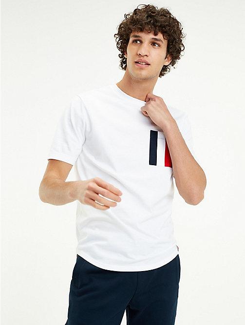 984c2962e3bc98 T-Shirt da uomo | Magliette da uomo estive | Tommy Hilfiger® IT