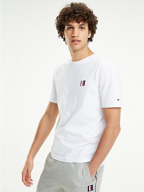 e01c10ff Men's T-Shirts | Summer T-Shirts for Men | Tommy Hilfiger® UK