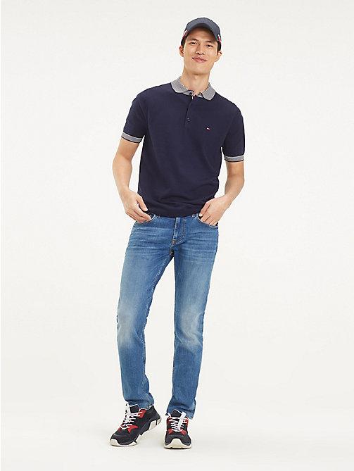 69351f56 Men's Slim Fit Jeans | Stretch Slim Fit Jeans | Tommy Hilfiger® UK