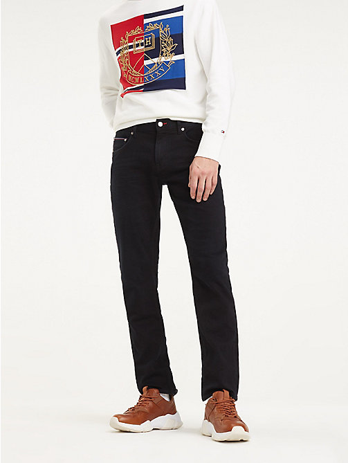 17455b2d918 TOMMY HILFIGERBleecker Signature Slim Fit Jeans