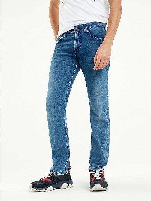f1d08732de denim bleecker slim fit jeans for men tommy hilfiger