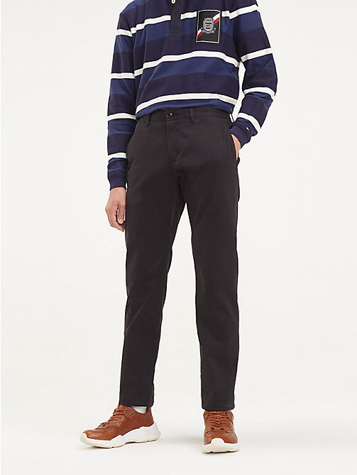 5e15f7b301ddb2 TOMMY HILFIGERDenton Garment Dyed Straight Fit Chinos. £90.00. NEW