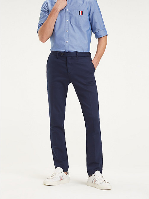 75aff24a Men's Chinos | Slim Fit Chinos | Tommy Hilfiger® FI