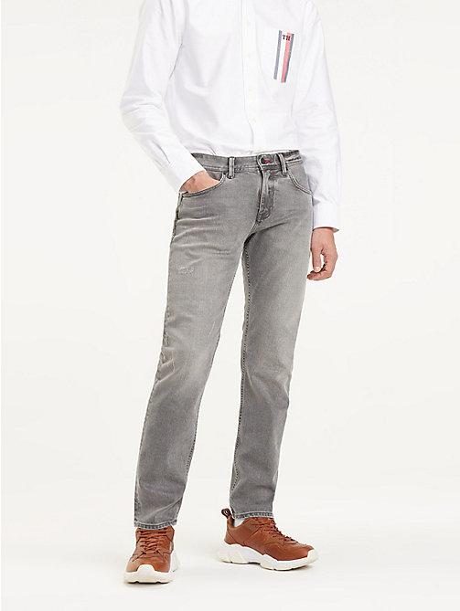 Pantalons Tommy Hilfiger Homme Jogging rétro en tissu