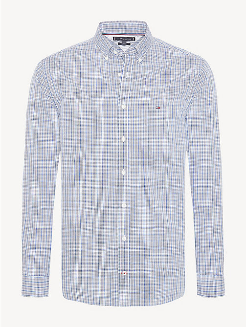 fb298842 Men's Casual Shirts | Tommy Hilfiger® IE