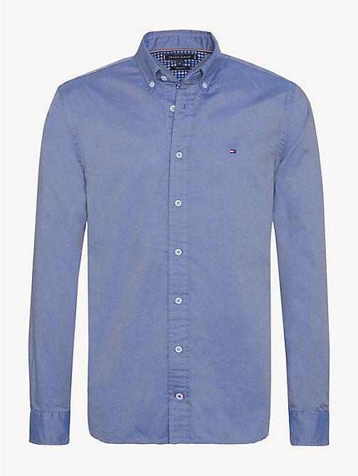 eb83c636164 Men's Shirts | Flannel & Denim Shirts | Tommy Hilfiger® UK