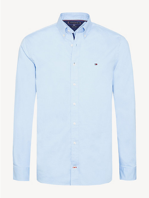 6f2d1bf7 Men's Casual Shirts | Tommy Hilfiger® UK